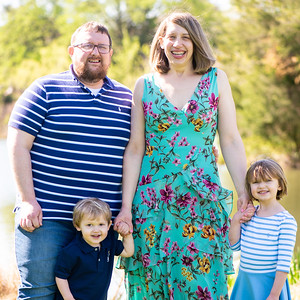 Marissa & Jeff's Family Portraits