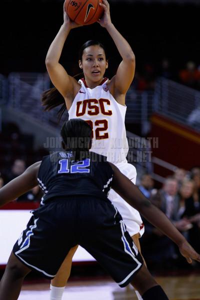 USC v Duke 12/22/12