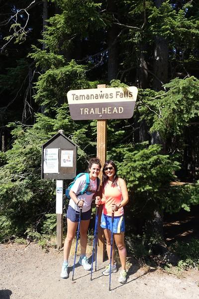Ashley & Allie Visit Aug 2015