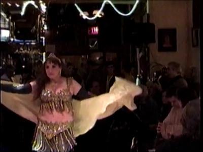 Amara Al Amir 3-4-03 Lafayette Grill & Band
