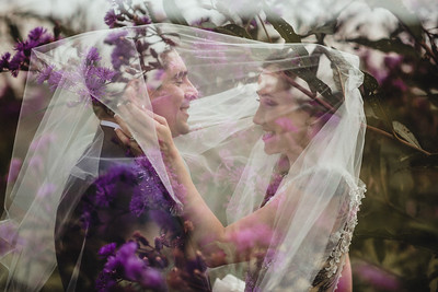 Lori + Pat Rustic Outdoor Wedding