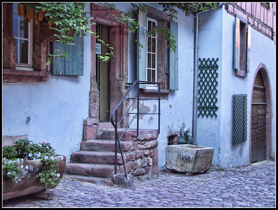 Ribeauville  (Alsace)