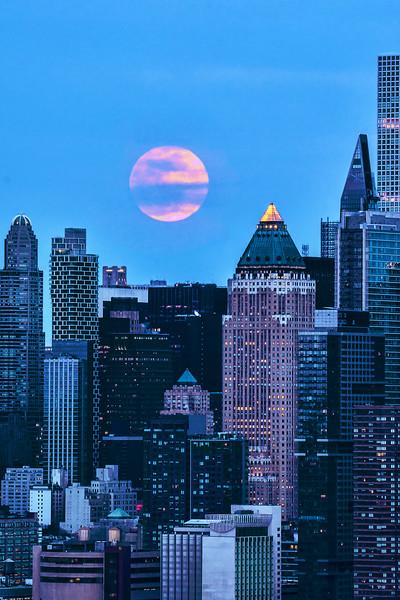 Full Moon Blues NYC