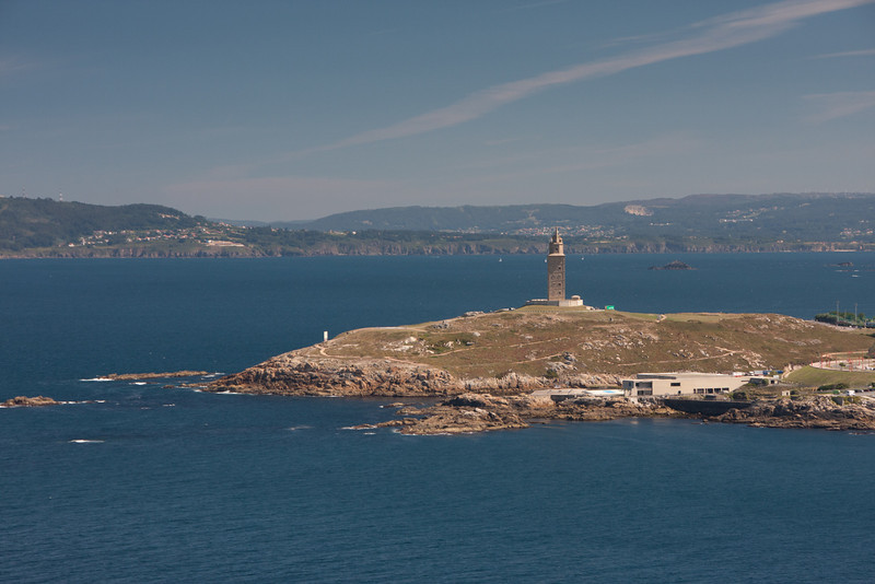 Tower of Hercules La Coruna