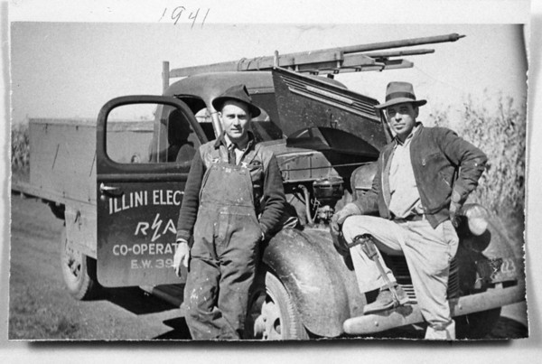 EIE Eastern Illini Electric history