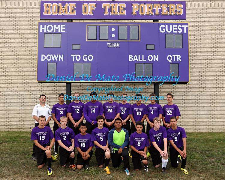 Greenport High School Team Photos