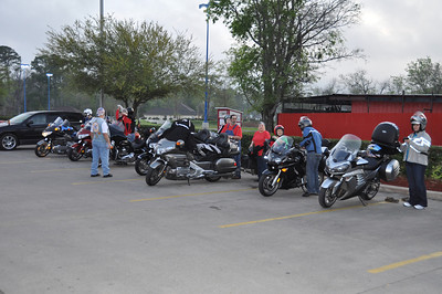 Bluebonnet Ride 2012