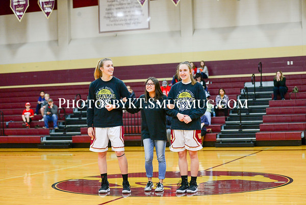 MWGBB vs Tomball - Senior Night