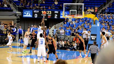 UCLA Basketball 1-17-13