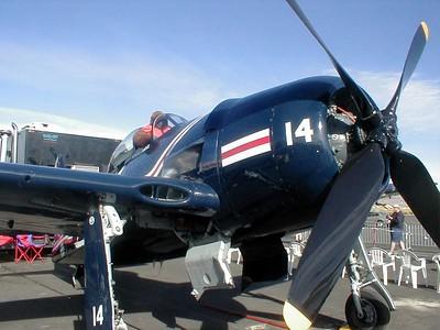 Reno Air Races 2004