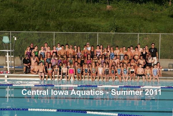 CIA 2011 Summer Team Photo