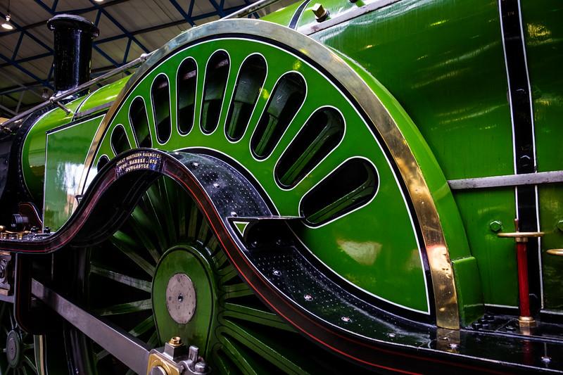 Steam Engine No. 1