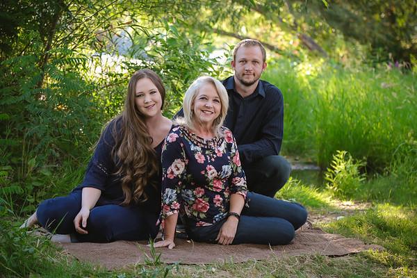 Shelley Family Boise River 2018