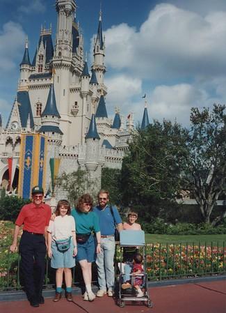 1989 - Disney Trip
