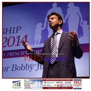 Bobby Jindal Family Summit 2014