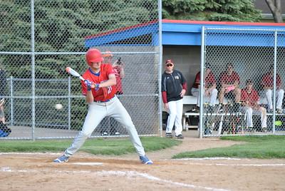 Falcon  Baseball vs Maple Grove