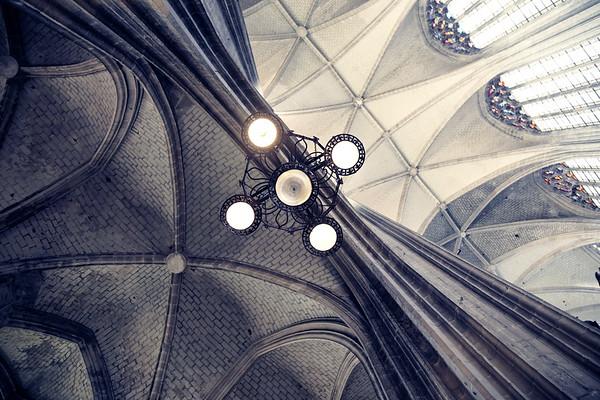 Cathédrale d'Orléans - Interieur