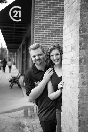 Erin + Josh: Anniversary on Mass Ave!