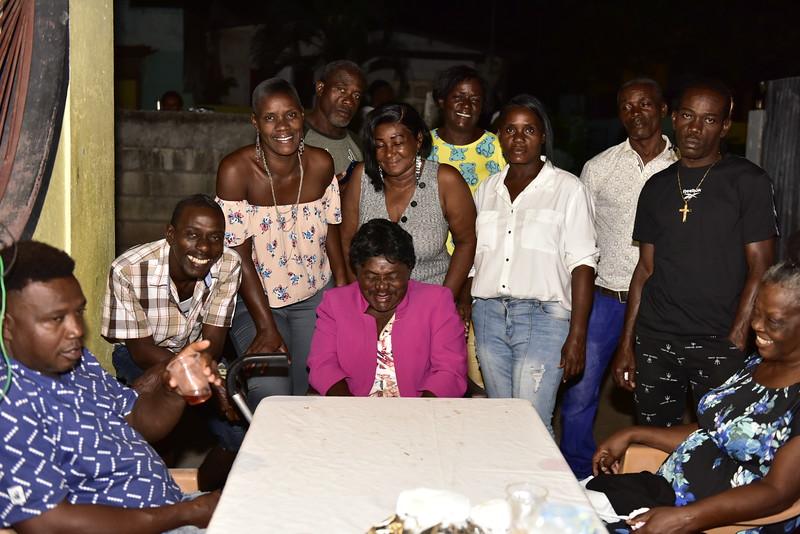 The Brown's Family Dinner