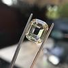 4.94ct Cushion Emerald Cut Diamond, GIA 21