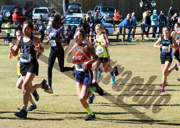 2020 AAU Cross Country National Championship Apalachee Regional Park Tallahassee Florida