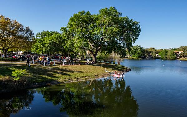 """""""Day at the Lake 2018""""  Lake Mira Mar, The Villages, Florida"""