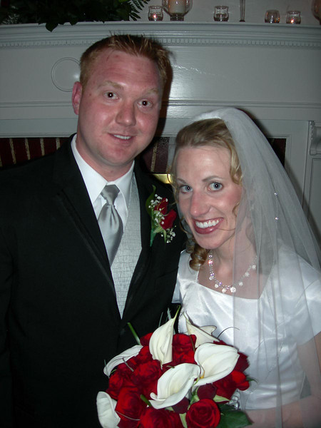11/15/07 – This is Steve and Kate Wilcox (Richards). They got married today. Steve used to work for me at Mstar, and Kate is my director of corporate communications currently. They had their reception in the Memorial House at Memory Grove in Salt Lake City. It was very nice.