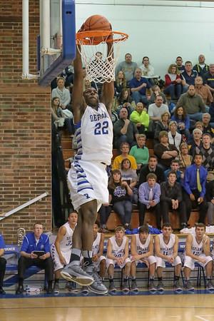 DHS Basketball 01-17-2014
