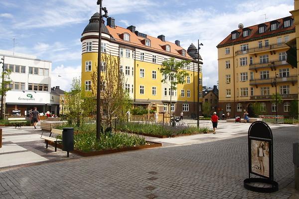 Hospitalstorget, Linköping