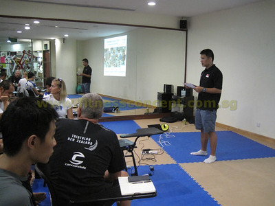 Tri Skills Coaching Fundamental Course