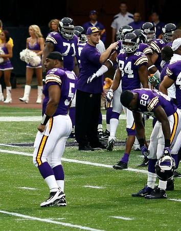 MN Vikings vs Detroit Lions (Sept 25, 2011)