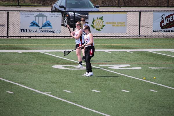 '19 Orange-Chardon Girls Lacrosse