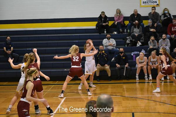Girls Basketball NK Saint and Newman