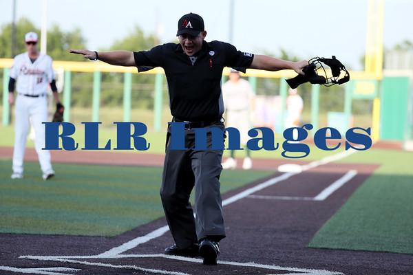 American Association Umpires @ Cleburne Games 20-29
