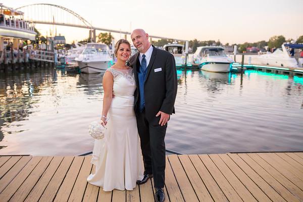 Abbie & Dave's Chesapeake Inn Wedding