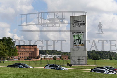 20491 Orientation Banner on the Monilith Sign 9-6-18