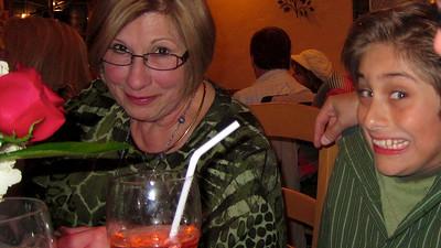 Dinner w/Joyce Trattoria Trulli Feb 2012