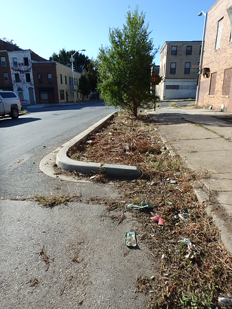 NGO147 - Mount Street and Baltimore Street Curb Extension