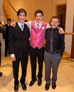 Priory Winter Formal 2012