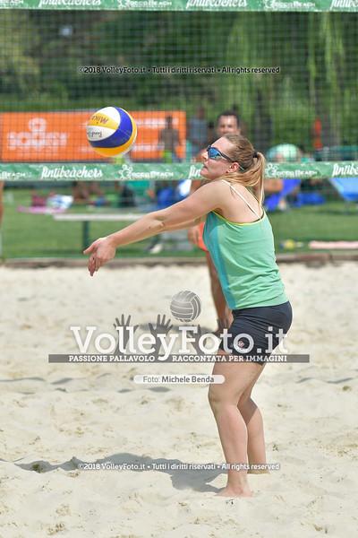 presso Zocco Beach PERUGIA , 25 agosto 2018 - Foto di Michele Benda per VolleyFoto [Riferimento file: 2018-08-25/ND5_8964]