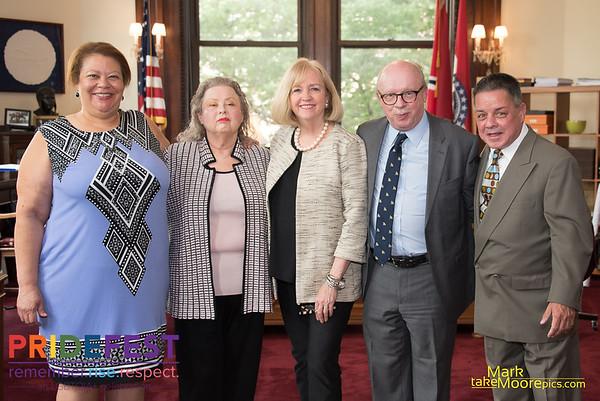 Mayor's Reception 2018