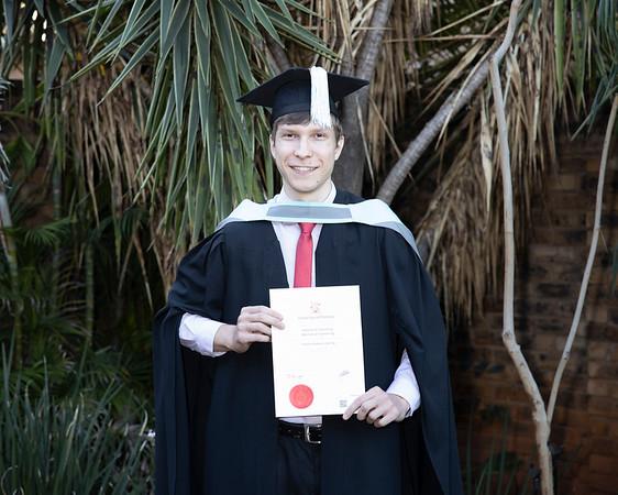 Enoch's Graduation