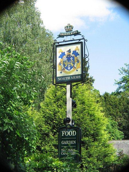 """Our"" Local Pub, Wroxton"