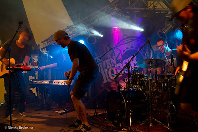 THE GIVEN HORSE op OERROCK 2014