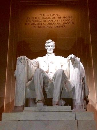 Exploring Washington DC