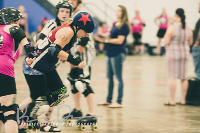 Battlefield Betties VS Titletown Knockouts