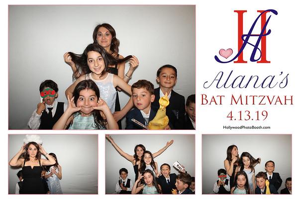 Alana's Bat Mitzvah
