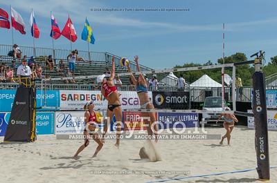 Women's Round 2 - CEV BV European Championship