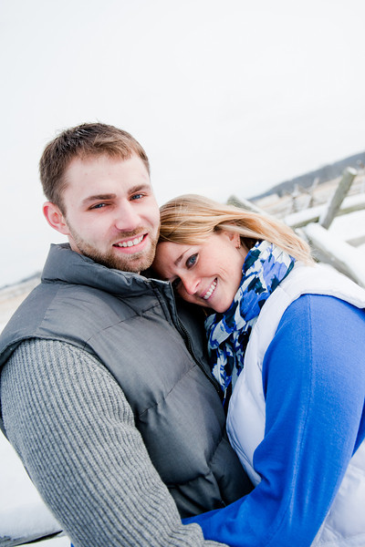 Engagement Amanda and Joe