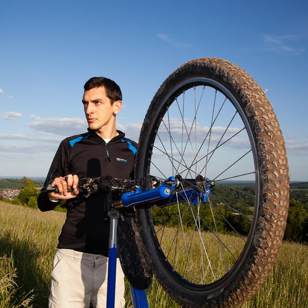 Cyclists Portfolio